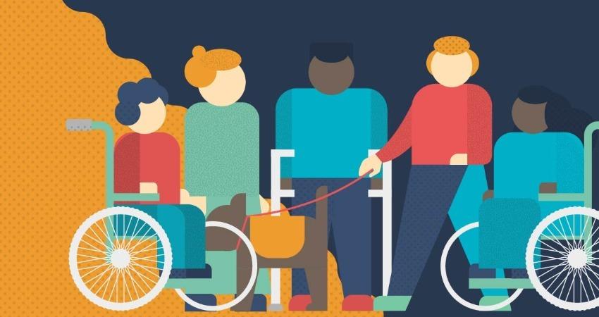 La discriminazione tra soggetti disabili