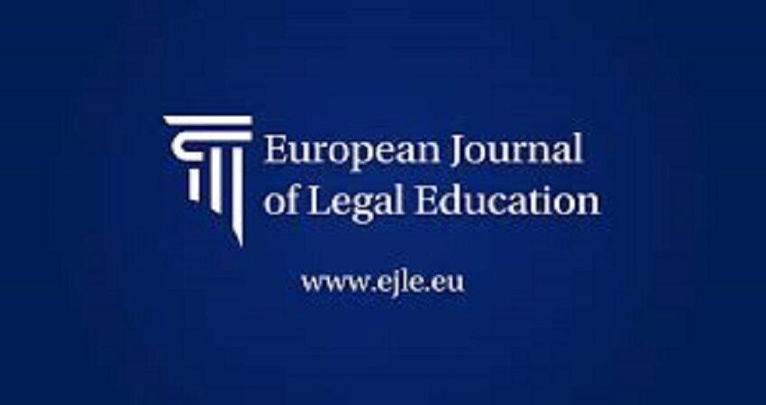 European Journal of Legal Education n. 1/2021